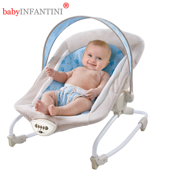 Balansoar 2 In 1 Sky Blue din categoria Camera copilului de la babyINFANTINI