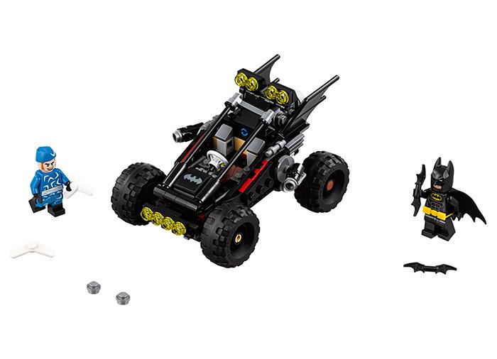 Bat-buggy