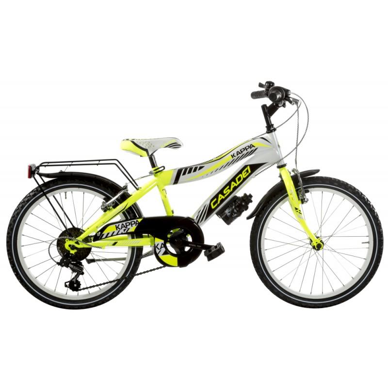 Bicicleta Mountain Bike 20 inch 6 viteze echipata