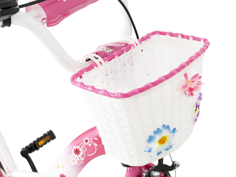 Bicicleta copii Toma Princess Pink 16