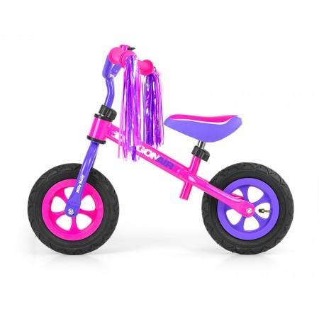 Bicicleta fara pedale Dragon Air Pink