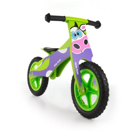 Bicicleta fara pedale Duplo Cow