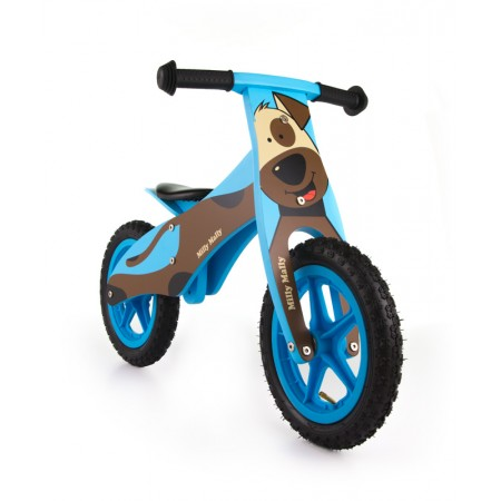 Bicicleta fara pedale Duplo Dog Brown