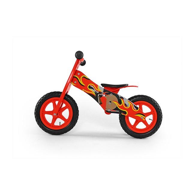 Bicicleta fara pedale Duplo Fireman