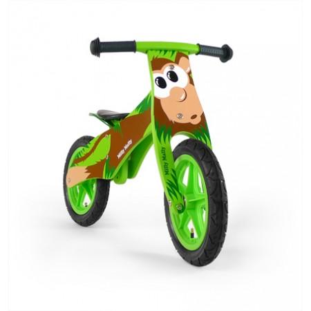 Bicicleta fara pedale Duplo Monkey