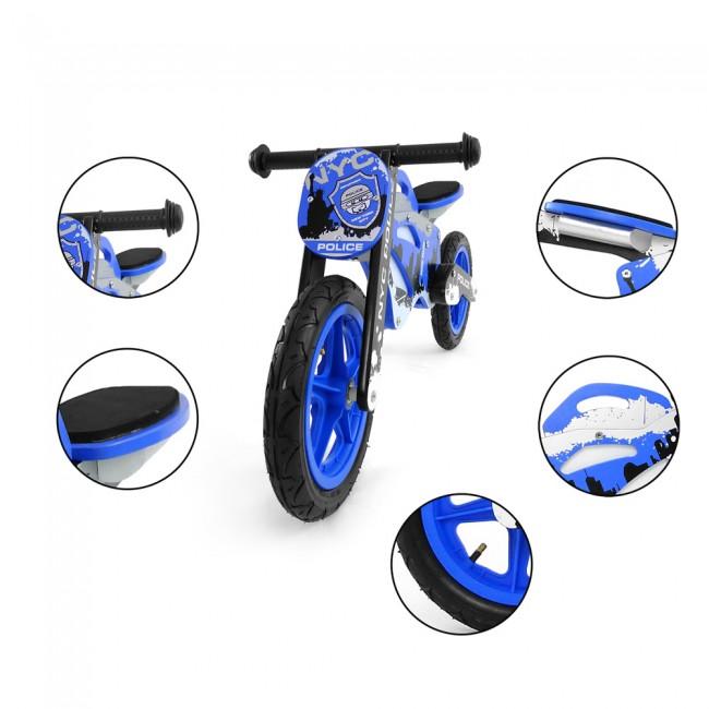 Bicicleta fara pedale GTX Police