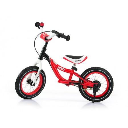 Bicicleta fara pedale Hero Red cu frana
