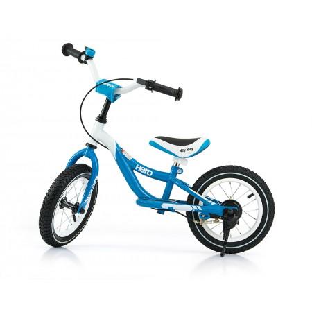Bicicleta fara pedale Hero Turquise cu frana