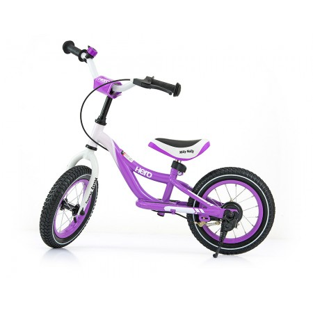 Bicicleta fara pedale Hero Violet cu frana