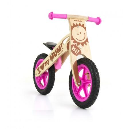 Bicicleta fara pedale King Girl