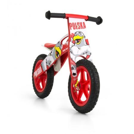 Bicicleta fara pedale King Poland