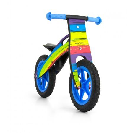 Bicicleta fara pedale King Rainbow