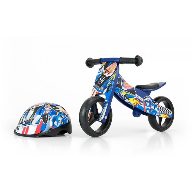 Bicicleta tranformabila Jake Blue cars