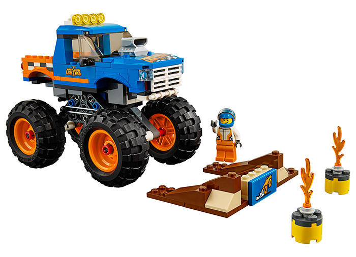 Camion gigant