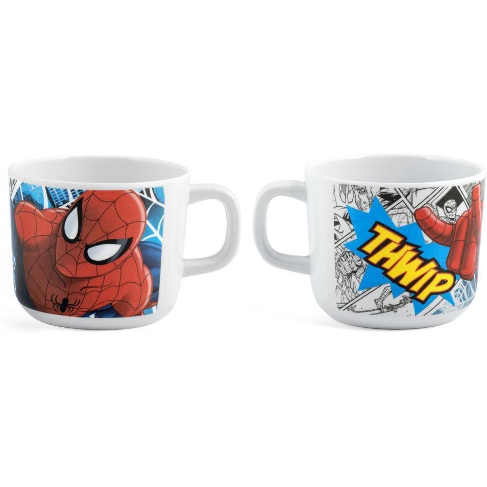 Cana melamina Spider-Man Lulabi 7939568