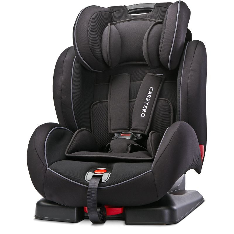 Scaun auto Caretero Angelo 9-36 Kg Black