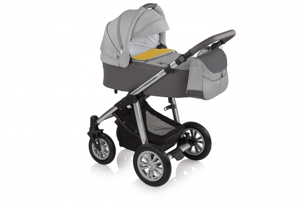 Carucior 2 in 1Baby Design Dotty 07 Grey 2017