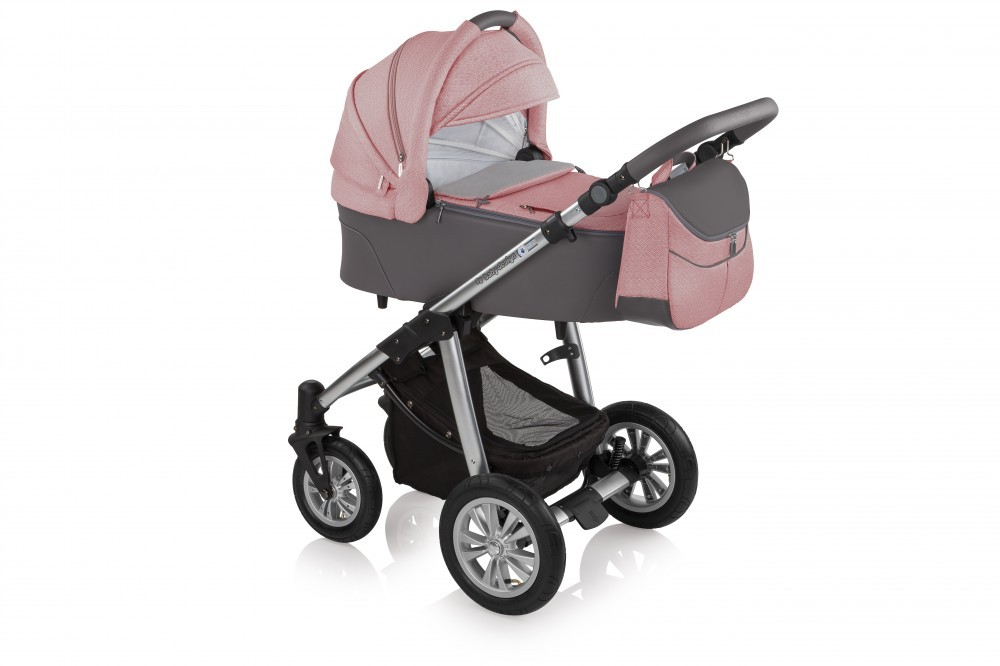 Carucior 2 in 1Baby Design Dotty 08 Koral 2017