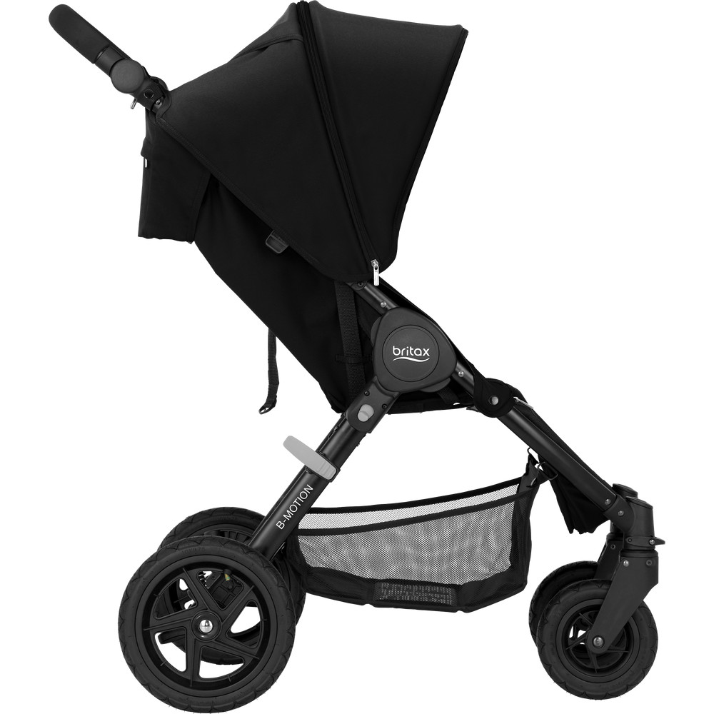 Carucior B-motion 4 Blue Denim Britax imagine