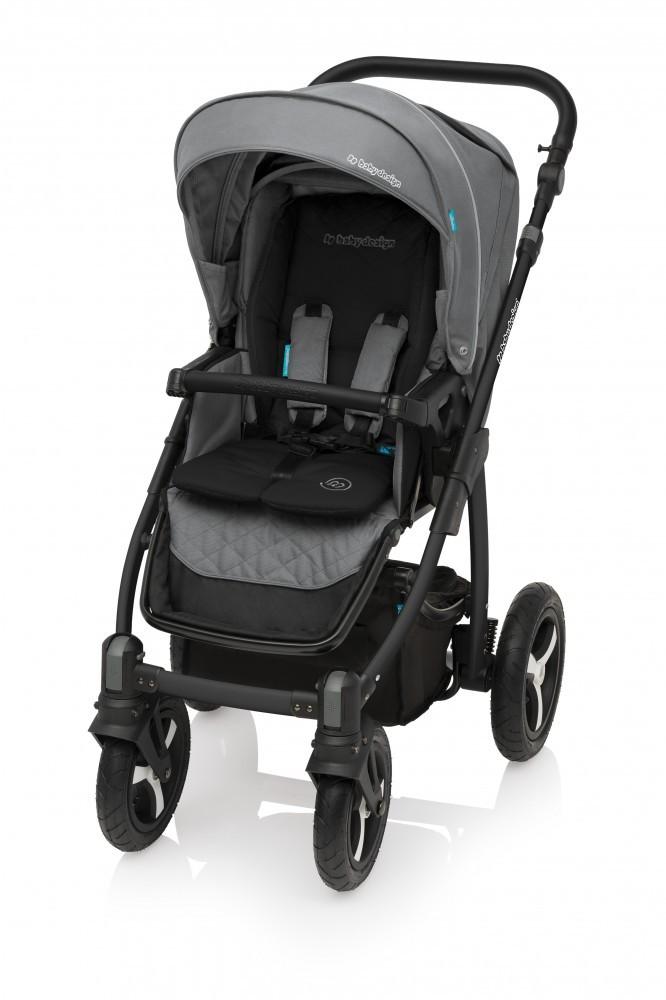 Carucior Multifunctional 2in1 Baby Design Lupo Comfort 07 Graphite 2017