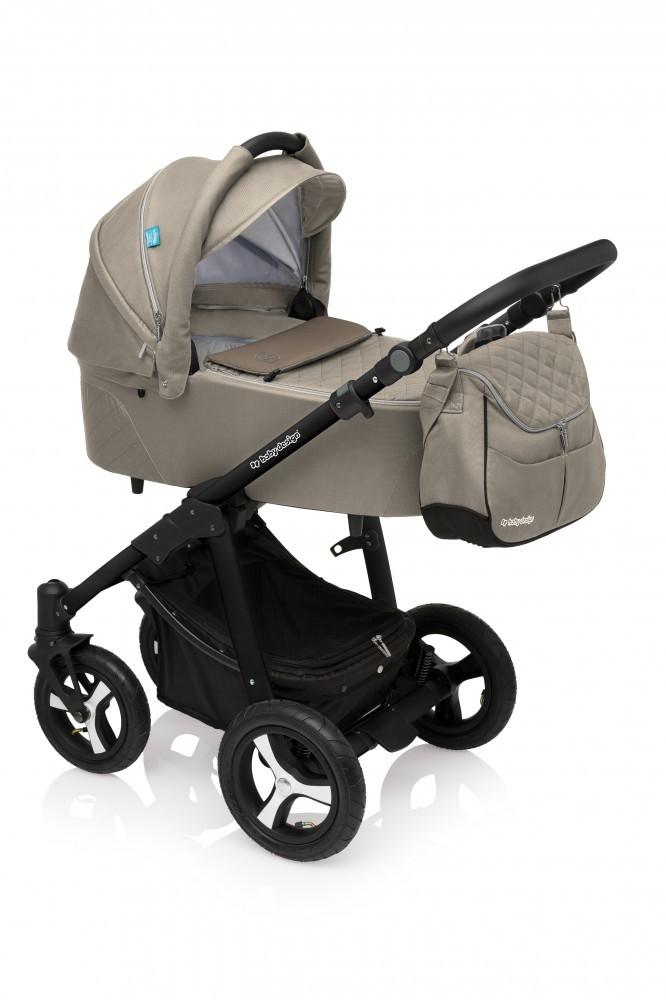 Carucior Multifunctional 2in1 Baby Design Lupo Comfort 09 Beige 2017