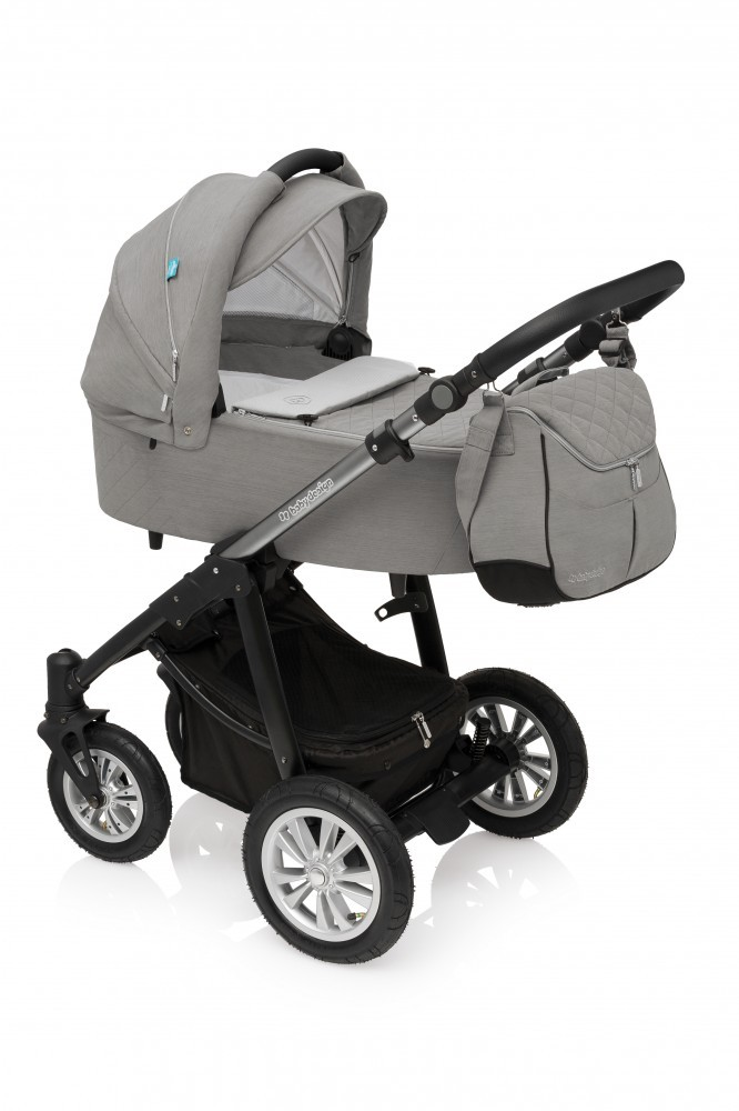 Carucior Multifunctional 2in1 Baby Design Lupo Comfort Limited 02 Satin 2017