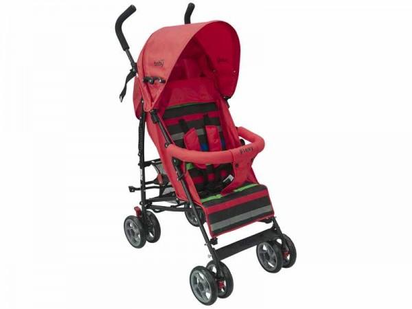 Carucior sport Flexy pentru copii Just Baby rosu