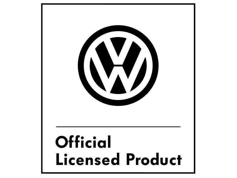 Carucior copii 2 in 1 cu landou Knorr-Baby Volkswagen Polo Rosu