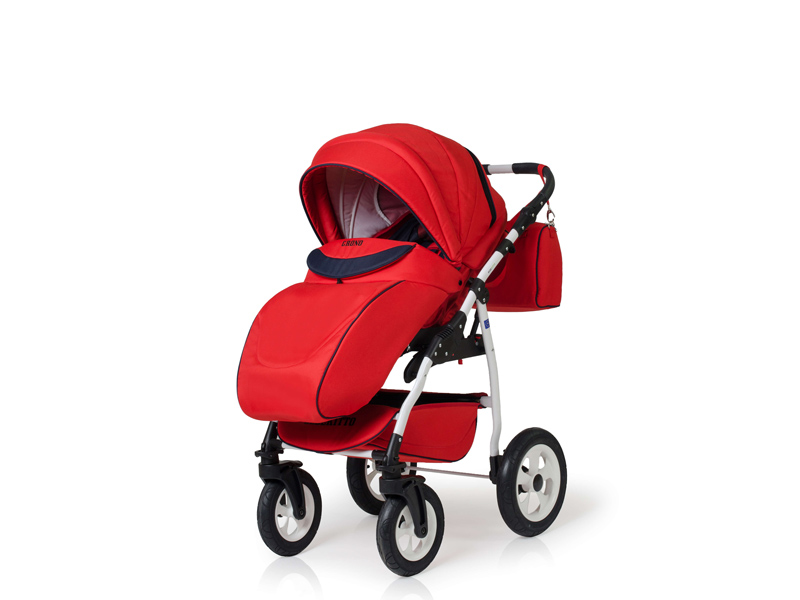 Carucior copii 3 in 1 Germany rosu