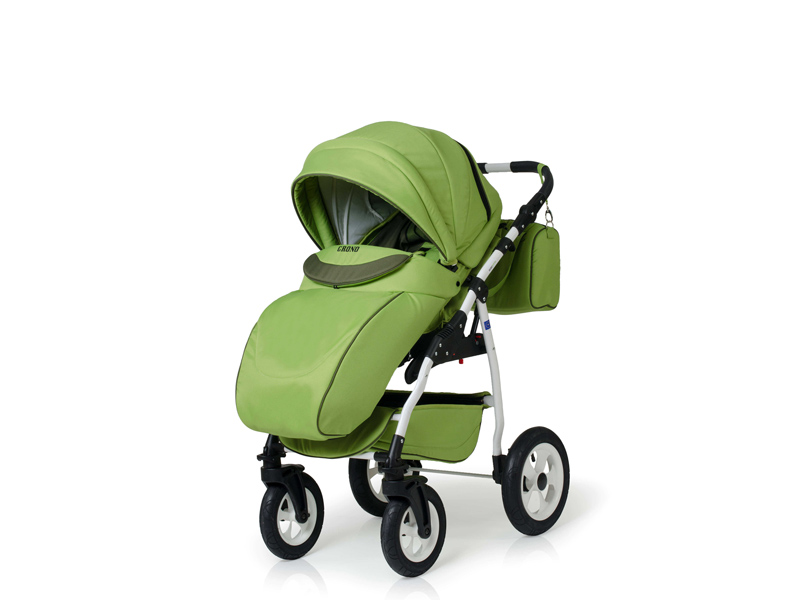 Carucior copii 3 in 1 Germany verde