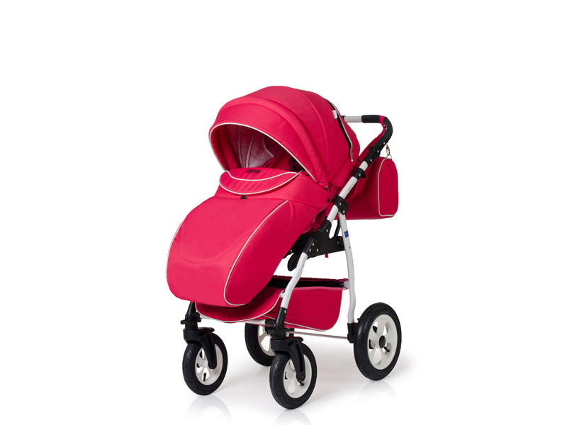 Carucior copii 3 in 1 MyKids Germany Coral