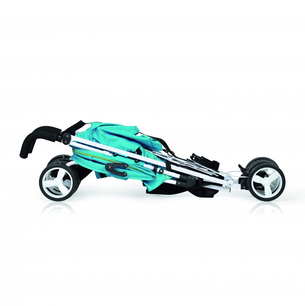 Carucior sport Bomiko Model XS 04 green 2017