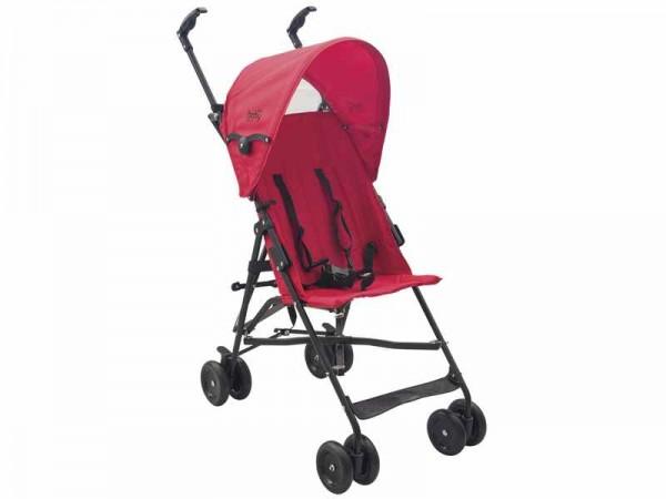 Carucior sport Sunny pentru copii Just Baby rosu imagine