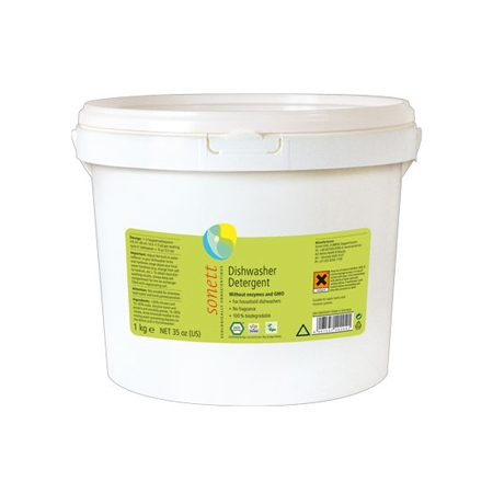 Detergent ecologic praf pentru masina de spalat vase Sonett 1kg din categoria Alimentatie de la Sonett