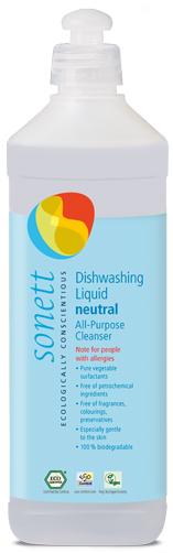 Detergent ecologic universal neutru Sonett 500ml