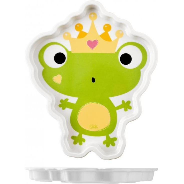 Farfurie melamina Fairy Tales - Frog Lulabi 7945500