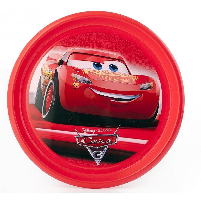 Farfurie plastic Cars 3 Lulabi 8013701