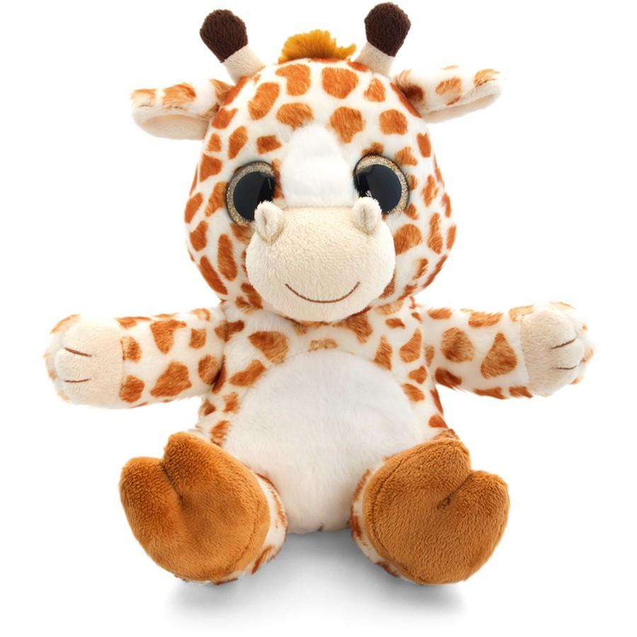 Girafa de plus 25 cm Sparkle Wild