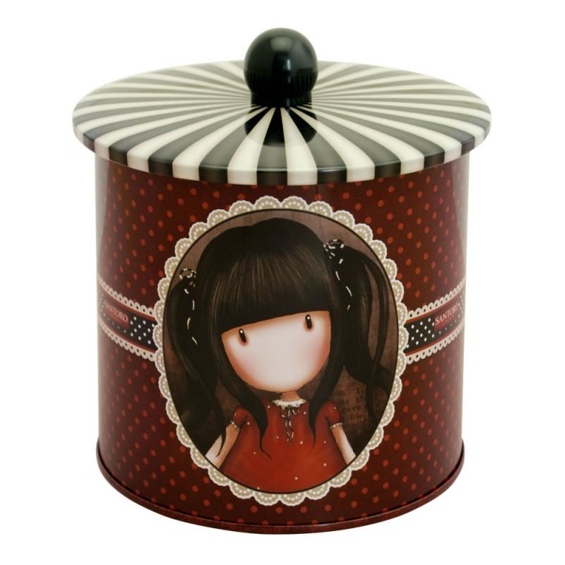 Cutie metalica pt biscuiti Gorjuss Ruby