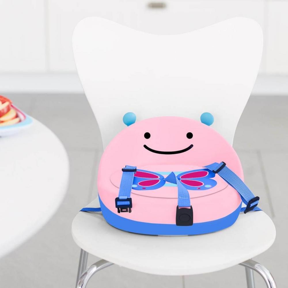 Inaltator pentru scaun bebe Skip Hop Booster Fluturas