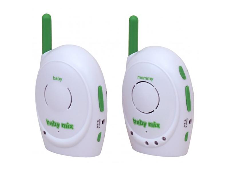 Interfon camera copii Baby Mix JLT-D1011 verde