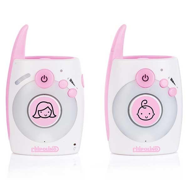 Interfon digital Chipolino Astro pink mist imagine