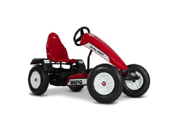 Kart cu pedale Berg Extra Sport Bfr red