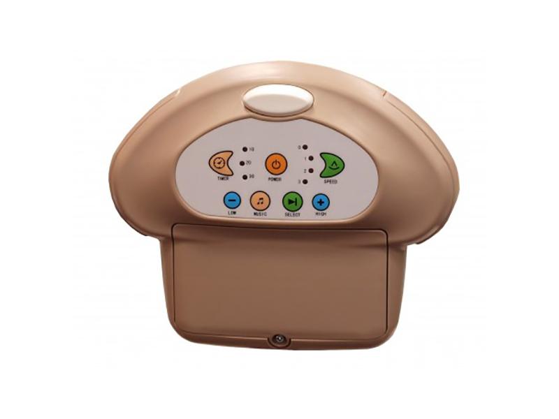 Leagan portabil copii Baby Mix BY012S maro