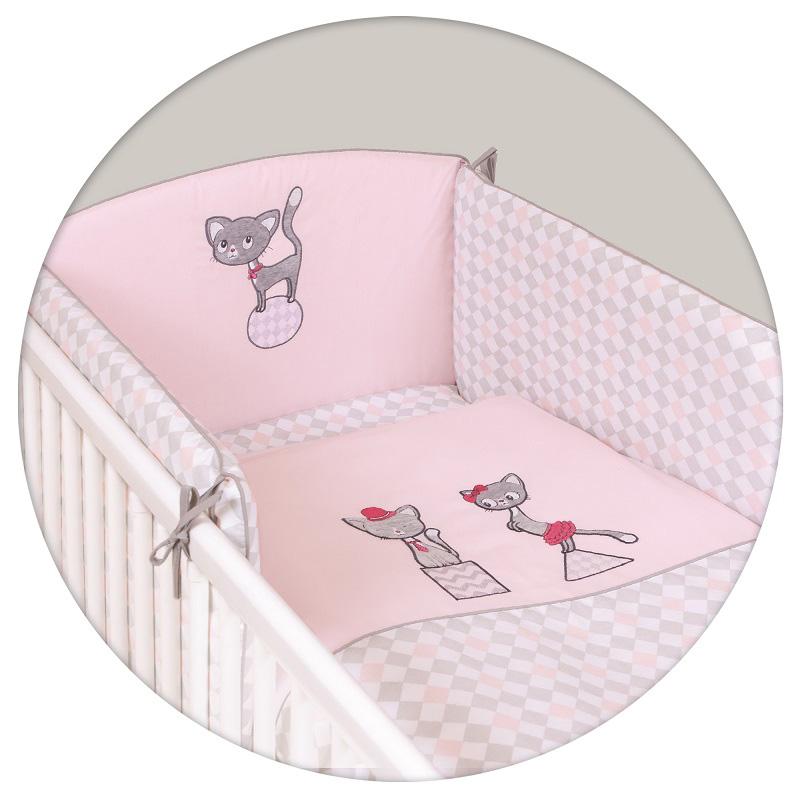 Lenjerie de pat cu 3 piese Kitty
