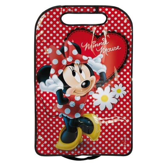 Husa protectoare scaun auto Markas Minnie Mouse