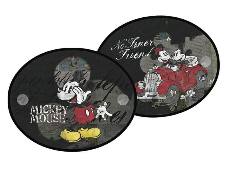 Set 2 parasolare cu ventuze Markas Mickey Mouse
