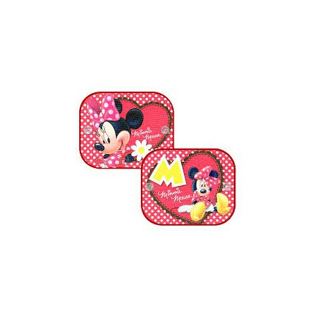 Markas set 2 parasolare cu ventuze Minnie Mouse