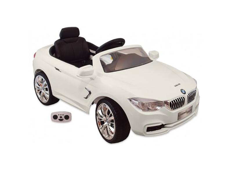 Masinuta electrica copii BMW UR Z669R Alb imagine