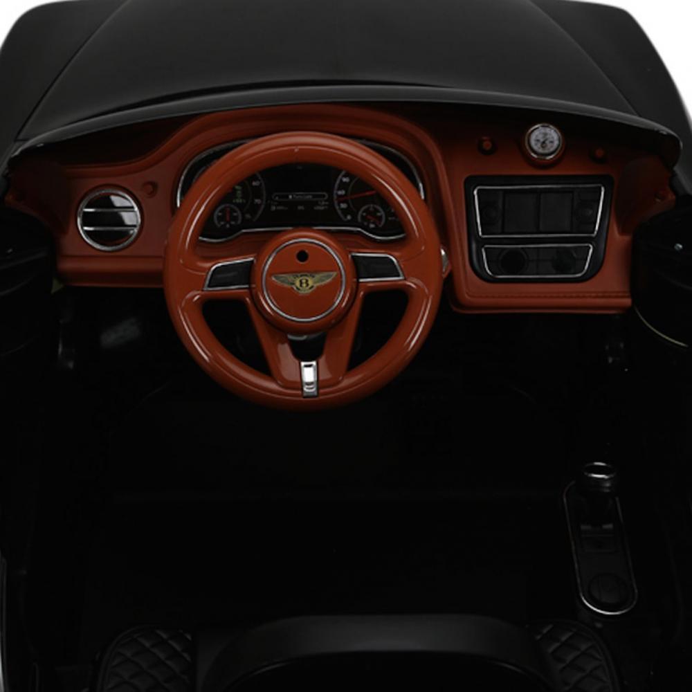Masinuta electrica cu telecomanda Bentley Bentayga Black